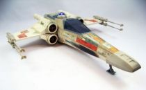 Star Wars (The Power of the Force) - Kenner - X-Wing Fighter Electronique (occasion) 01