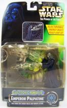Star Wars (The Power of the Force) - Kenner - Emperor Palpatine (Electronic Power FX) 01