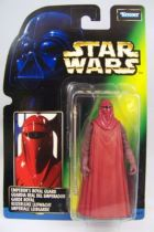 Star Wars (The Power of the Force) - Kenner - Emperor\'s Royal Guard (EU card) 01