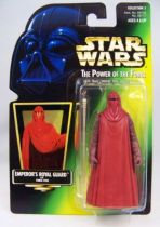 Star Wars (The Power of the Force) - Kenner - Emperor\'s Royal Guard 01