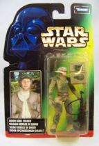 Star Wars (The Power of the Force) - Kenner - Endor Rebel Soldier 01