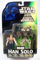 Star Wars (The Power of the Force) - Kenner - Han Solo (Deluxe) 01