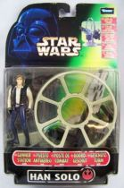 Star Wars (The Power of the Force) - Kenner - Han Solo (Gunner Station) 01