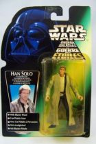 Star Wars (The Power of the Force) - Kenner - Han Solo (in Endor Gear) 01