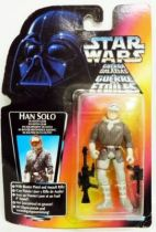 Star Wars (The Power of the Force) - Kenner - Han Solo (in Hoth Gear)