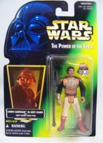 Star Wars (The Power of the Force) - Kenner - Lando Calrissian (as Skiff Guard) 01