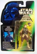 Star Wars (The Power of the Force) - Kenner - Leia (in Boushh Disguise) 01