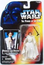 Star Wars (The Power of the Force) - Kenner - Leia Organa