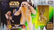Star Wars (The Power of the Force) - Kenner - Luke Skywalker & Wampa