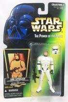 Star Wars (The Power of the Force) - Kenner - Luke Skywalker (in Stormtrooper Disguise)