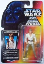 Star Wars (The Power of the Force) - Kenner - Luke Skywalker (Long Saber)