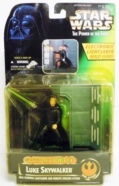 Star Wars (The Power of the Force) - Kenner - Luke Skywalker (Power F/X)