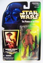 Star Wars (The Power of the Force) - Kenner - Momaw Nadon Hammerhead 01