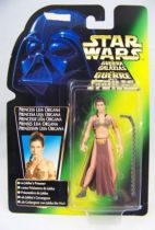 Star Wars (The Power of the Force) - Kenner - Princess Leia Organa (Jabba\'s Prisoner) 01