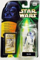 Star Wars (The Power of the Force) - Kenner - R2-D2 w/ Launching Lightsaber (Flashback