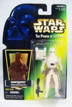 Star Wars (The Power of the Force) - Kenner - Snowtrooper 01