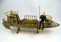 Star Wars (The Power of the Force) - Kenner - Tatooine Skiff & Luke Skywalker (occasion) 01