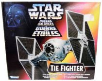 Star Wars (The Power of the Force) - Kenner - Tie Fighter (Box Fr.)
