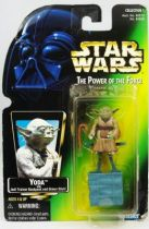 Star Wars (The Power of the Force) - Kenner - Yoda