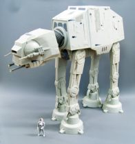 Star Wars (The Vintage Collection) - Hasbro - Imperial AT-AT (All Terrain Armored Transport) - Electronic Deluxe Version (loose)