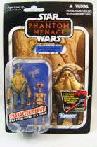 Star Wars (The Vintage Collection) - Hasbro - Quadinaros & Otoga-222 - The Phantom Menace