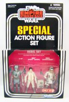 Star Wars (The Vintage Collection) - Hasbro - Special Rebels Set : 2-1B, Leia (Hoth Outfit), Rebel Commander - The Empire