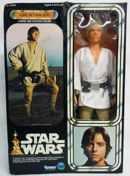 Star Wars 1977/79 - Kenner Doll - Luke Skywalker