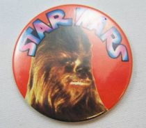 Star Wars 1977 Button - Chewbacca