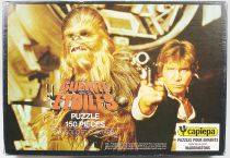 Star Wars 1978 - Han Solo & Chewbacca - 150 pieces jigsaw puzzle - Capiepa