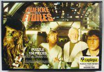Star Wars 1978 - Inside the Millenium Falcon - 150 pieces jigsaw puzzle - Capiepa