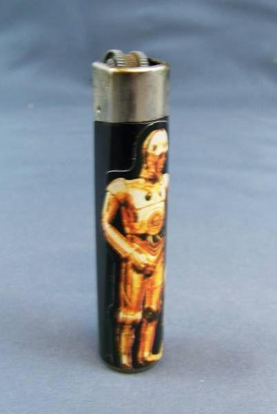 Star Wars 1979 - Cricket lighter (C-3PO & R2-D2)