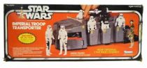 Star Wars 1979 - Kenner - Imperial Troop Transport (loose with box)
