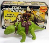 Star Wars 1979 - Patrol Dewback (Loose w Box)