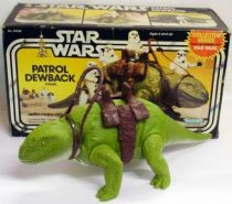 Star Wars 1979 - Patrol Dewback (Loose w Box)