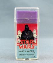 Star Wars 1982 - H.C. Ford Perfumed Eraser - Darth Vader & Stormtroopers