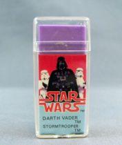 Star Wars 1982 - H.C. Ford Perfumed Eraser - Darth Vader & Stormtroopers