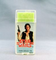 Star Wars 1982 - H.C. Ford Perfumed Eraser - Han Solo