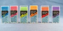 Star Wars 1982 - Set of 6 H.C. Ford Perfumed Erasers