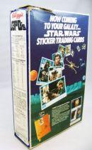 Star Wars 1984 - Kellogg\'s C-3PO\'s (Boite Vide + 2 Trading Cards) 03