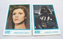 Star Wars 1984 - Kellogg\'s C-3PO\'s (Boite Vide + 2 Trading Cards) 04
