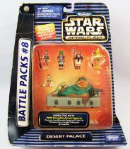 Star Wars Action Fleet - Jabba the Hutt (Battle Packs #8) - Galoob-Ideal