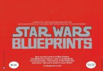 Star Wars Blueprints - Ballantine Books 1977