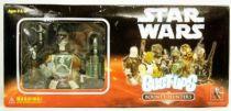 Star Wars Bust-Ups (Micro-Bust) Bounty Hunters (+ Darth Vader Mediation Chamber bonus)