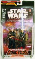 Star Wars Comic Packs - Revenge of the Sith #1 (Count Dooku & Anakin Skywalker)
