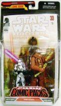 Star Wars Comic Packs - Revenge of the Sith #3 (Kashyyyk Trooper & Wookie Warrior)