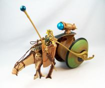 Star Wars Episode 1 (The Phantom Menace) - Hasbro - Ammo Wagon & Falumpaset (loose)