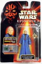 Star Wars Episode 1 (The Phantom Menace) - Hasbro - Chancellor Valorum