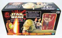 Star Wars Episode 1 (The Phantom Menace) - Hasbro - Jabba the Hutt & 2-Headed Announcer 01