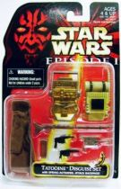 Star Wars Episode 1 (The Phantom Menace) - Hasbro - Tatooine Disguise Set
