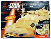 Star Wars Episode 1 (The Phantom Menace) - Hasbro - Trade Federation Tank